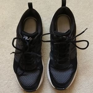 Fila running shoes - size 8.5